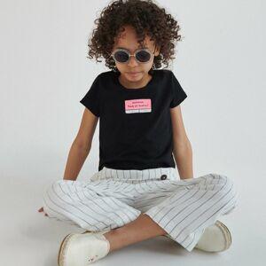 Reserved - Girls` t-shirt - Černý