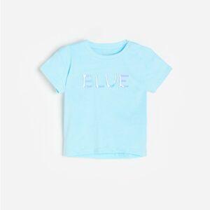 Reserved - Babies` t-shirt - Modrá