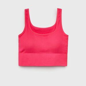 Reserved - Sportovní top - Růžová