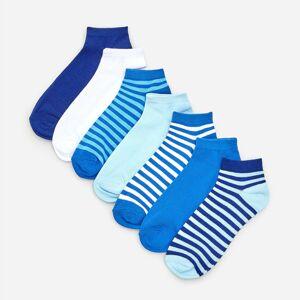 Reserved - Boys` socks multi - Modrá