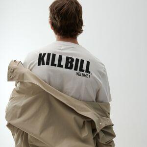 Reserved - Tričko Kill Bill - Krémová