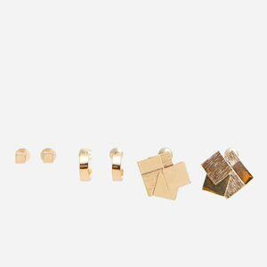 Reserved - Náušnice - Zlatá