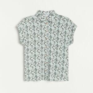 Reserved - Košile zviskózy - Vícebarevná