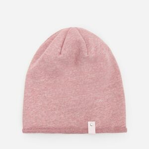 Reserved - Úpletová čepice - Růžová