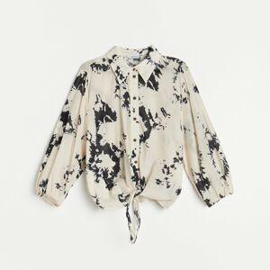 Reserved - Ladies` blouse - Vícebarevná