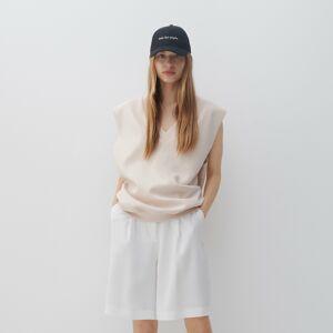 Reserved - Ladies` vest - Krémová