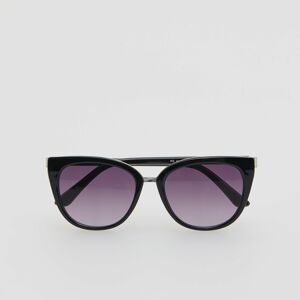 Reserved - Ladies` sunglasses - Černý