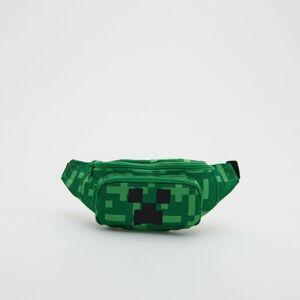 Reserved - Ledvinka Minecraft - Zelená