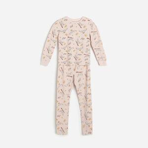 Reserved - Pyžamová souprava Harry Potter - Růžová