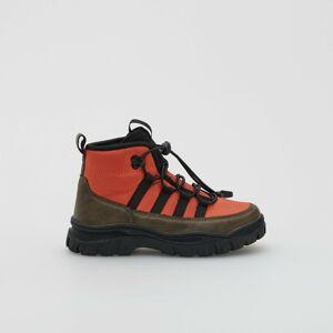 Reserved - Men`s trekking shoes - Oranžová
