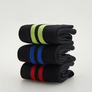 Reserved - 3 pack ponožek - Černý