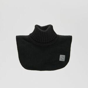 Reserved - Babies` turtle-neck - Černý