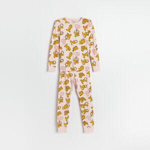 Reserved - Girls` pyjama - Růžová