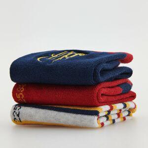 Reserved - Sada 3párů ponožek Harry Potter - Bordó
