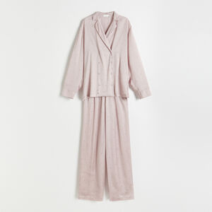 Reserved - Ladies` pyjama - Růžová