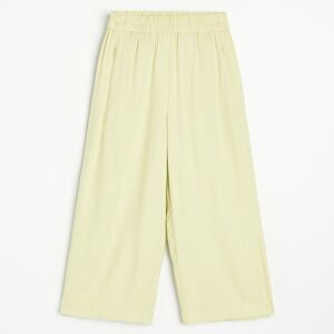 Reserved - Ladies` trousers - Zelená