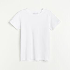 Reserved - Ladies` t-shirt - Bílá