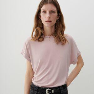 Reserved - Ladies` blouse - Růžová