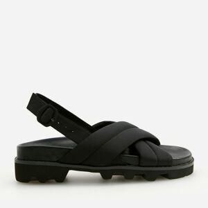 Reserved - Dívčí sandály - Černý