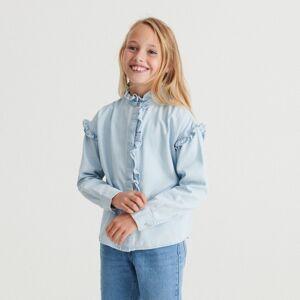 Reserved - Denimová košile - Modrá