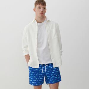 Reserved - Men`s shorts - Modrá