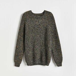 Reserved - Dámský svetr - Vícebarevná