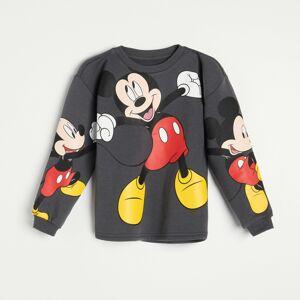 Reserved - Mikina Mickey Mouse - Šedá
