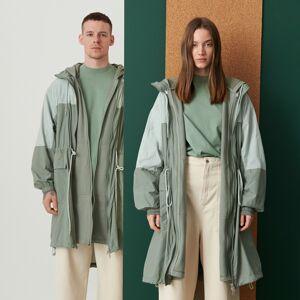 Reserved - Ladies` coat - Vícebarevná