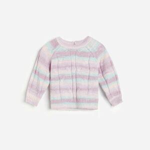 Reserved - Girls` sweater - Vícebarevná