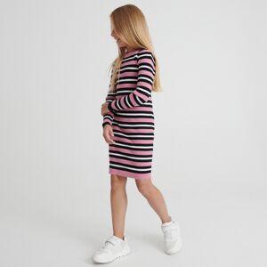 Reserved - Šaty ze směsi LENZING™ ECOVERO™ - Vícebarevná
