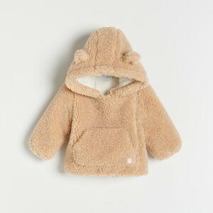 Reserved - Dívčí bunda - Béžová