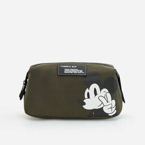 Reserved - COSMETIC BAG - Khaki