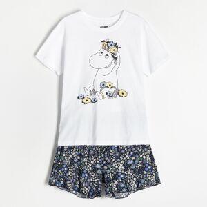 Reserved - Chlapecké pyžamo - Krémová
