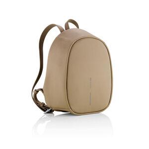 Dámský bezpečnostní batoh, XD Design, Elle Fashion, hnědý