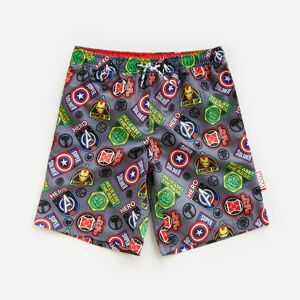 Reserved - Boys` shorts - Šedá