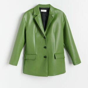 Reserved - Ladies` blazer - Zelená