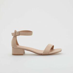 Reserved - Dívčí sandály - Růžová