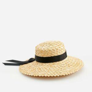 Reserved - Vyplétaný klobouk - Béžová