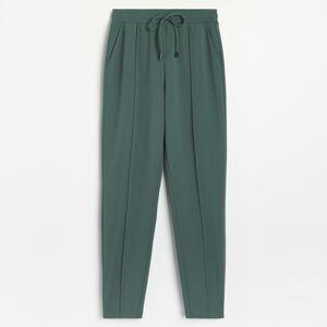 Reserved - Kalhoty svysokým obsahem recyklovaného polyesteru - Khaki
