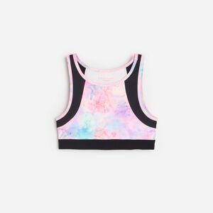 Reserved - Girls` top bra - Vícebarevná