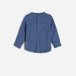 Reserved - Chlapecká košile - Modrá