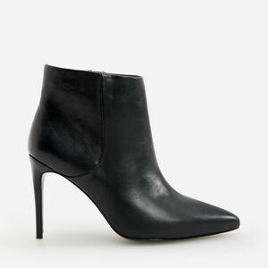 Reserved - Boty na jehlovém podpatku - Černý