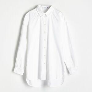 Reserved - Tričko z organické bavlny - Bílá