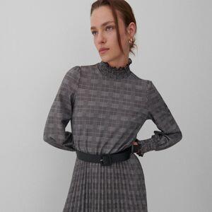 Reserved - Šaty se stojáčkem - Černý