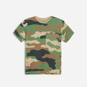 Reserved - Boys` t-shirt - Tyrkysová