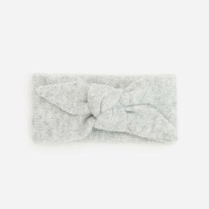 Reserved - Čelenka s mašlí - Světle šedá