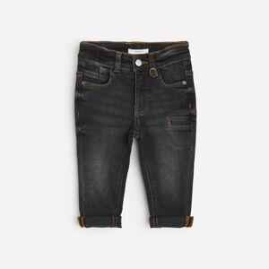 Reserved - Babies` jeans trousers - Černý