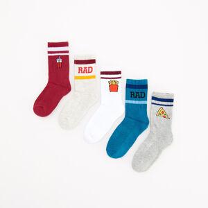 Reserved - 5 balení ponožek -