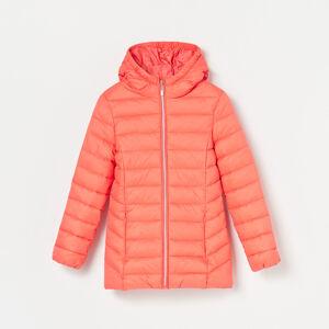 Reserved - Prošívaná bunda s kapucí -