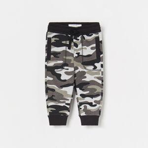 Reserved - Maskáčové kalhoty Jogger -